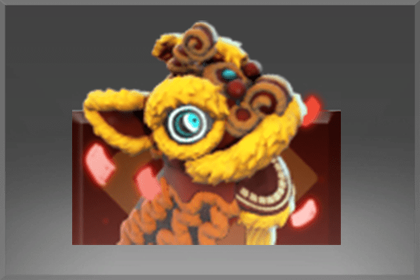 New Bloom - Dancing Lion