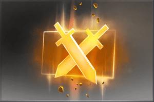 Gold Kill Streak Effect