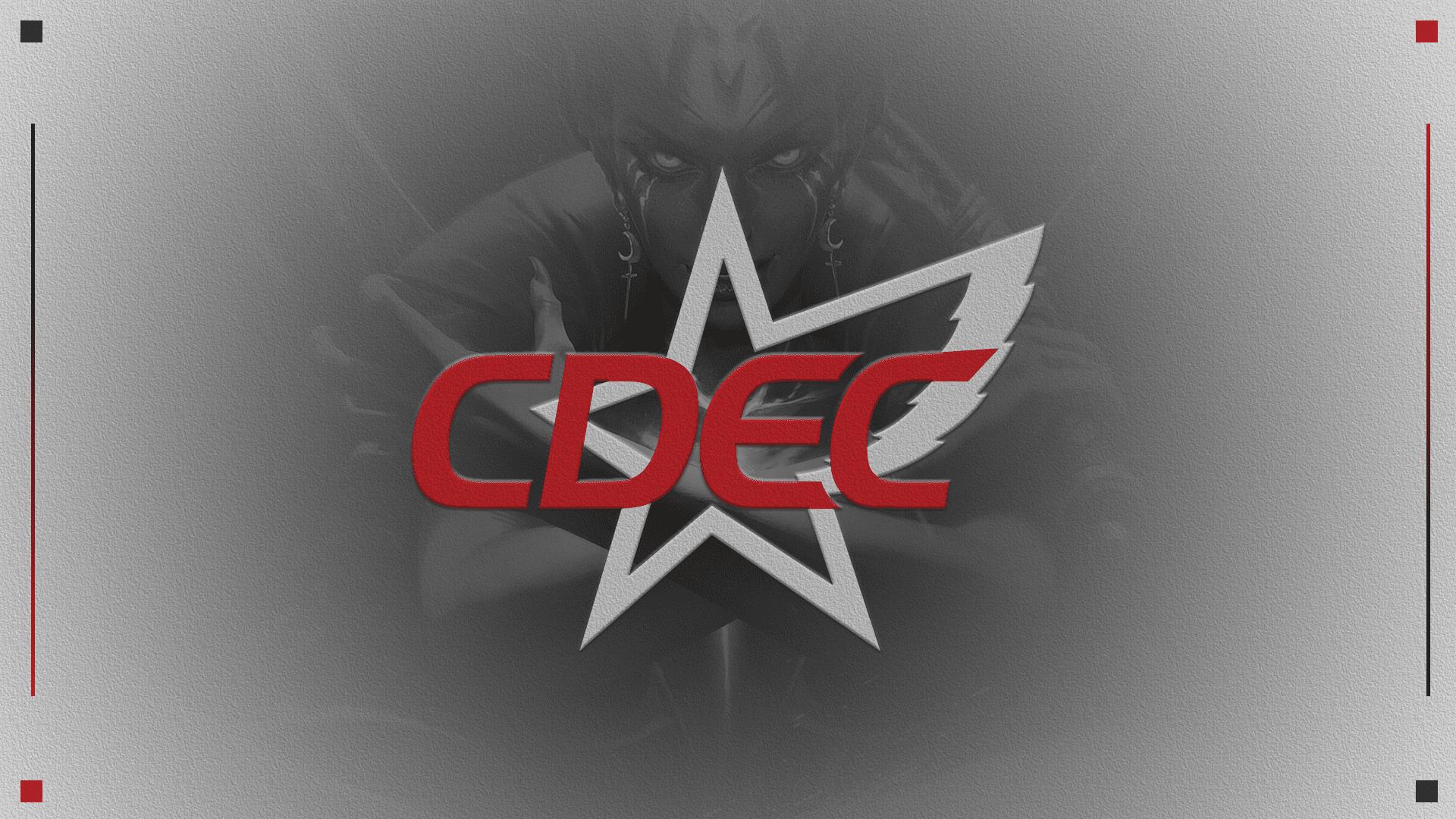 Team Wallpaper - CDEC , Season 2, #1