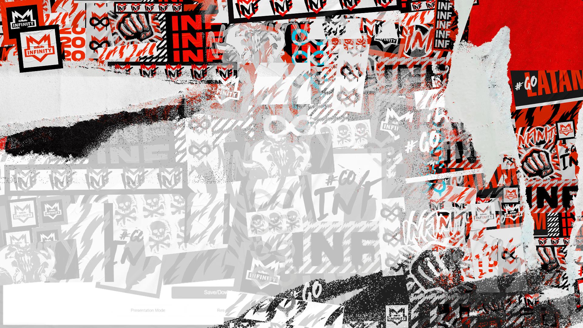 Team Wallpaper - Infinity Esports, Season 2, #1
